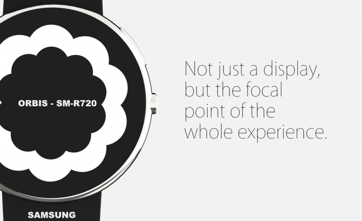 Orbis, The New Expected Round Smartwatch From Samsung