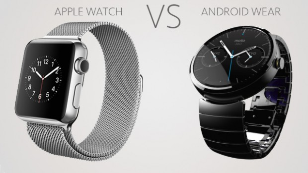 A Compare Between The Apple Watch And Its Competitors