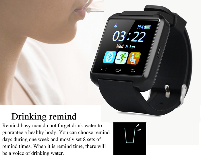 U8S Bluetooth Sport Watch
