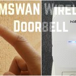 hamswan wireless doorbell