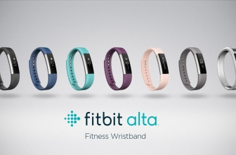 Fitbit comes with another device, the Alta Fitness Tracker