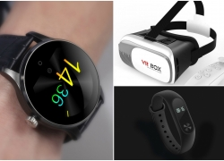 Summer Vacation comes with many Wearable Tech discounts on GearBest!