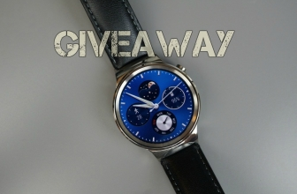 Huawei Watch International Giveaway!