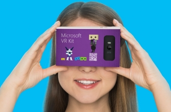Microsoft is working on its own VR Cardboard