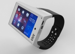 Rufus Cuff, the Android Smartphone that goes on your wrist ?!