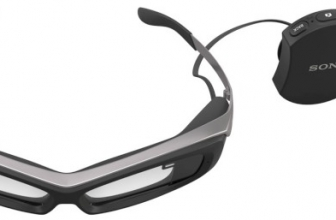 Sony AR SmartEyeglass Is Available For Pre-Order
