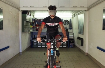 Virtual Reality Cycling – This System Will Change Your Spinning Classes