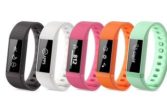 Liquid Leap Plus, The Next Wristband By Acer