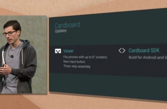 Google I/O : The New Google Cardboard Now Support iOS!