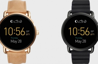 Fossil unveils 2 new Android Wear smartwatches and 3 other wearables