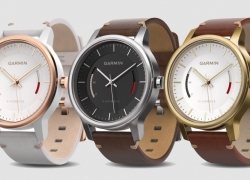 Garmin unveils the Vivomove beautiful Smartwatch
