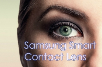 Samsung is working on an AR smart contact lens