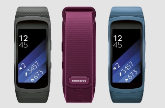 The Samsung Gear Fit 2 confirmed!