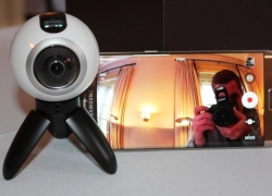The Gear 360 is the Best Way to Produce Your Own VR Content
