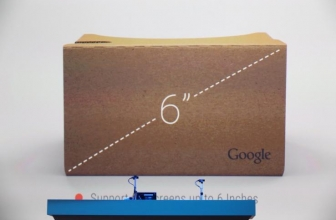Google's New Cardboard VR Kit Unveiled At The Google IO15