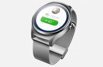 Haier Watch is another Android Wear smartwatch
