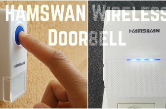 HAMSWAN Wireless Doorbell Review