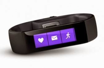 Microsoft Band, The Microsoft Fitness Tracker Unveiled