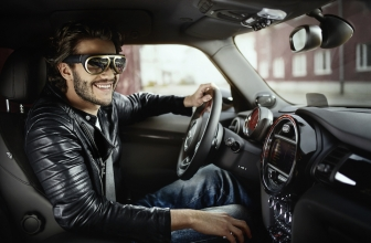 Mini Unveils AR Glasses For Its Cars