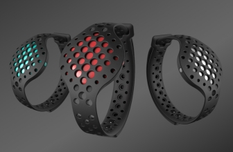 Moov Now new Fitness Tracker has a 6 months battery Life