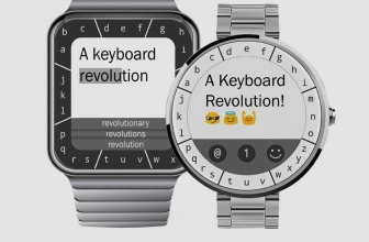 TouchOne Keyboard will make smartwatch typing a lot easier
