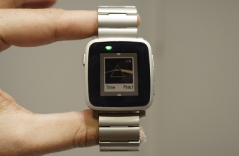 The Pebble Time Colored Smartwatch Have A Premium Version