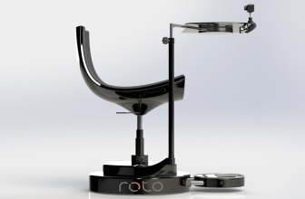 Roto, The Spinning Chair To make Your VR experience Feel More Real