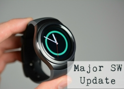 The Samsung Gear S2 gets a big update