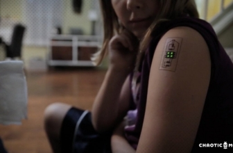 Your next fitness tracker will be a tech tattoo