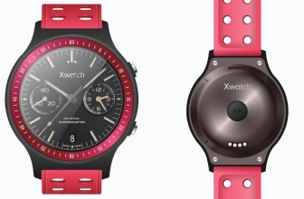 Bluboo Xwatch Claims to be the first Android Wear sport Watch